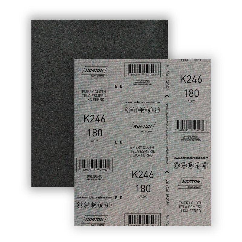 LIXA FERRO G180 K246 NORTON
