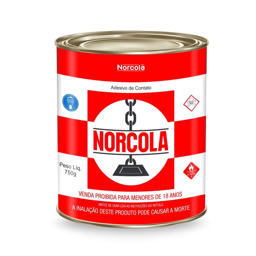 COLA FORMICA ESP 102 1/4 750G NORCOLA - AB