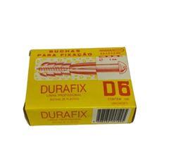 BUCHA NYLON D-6 (CX C/ 100) DURAFIX