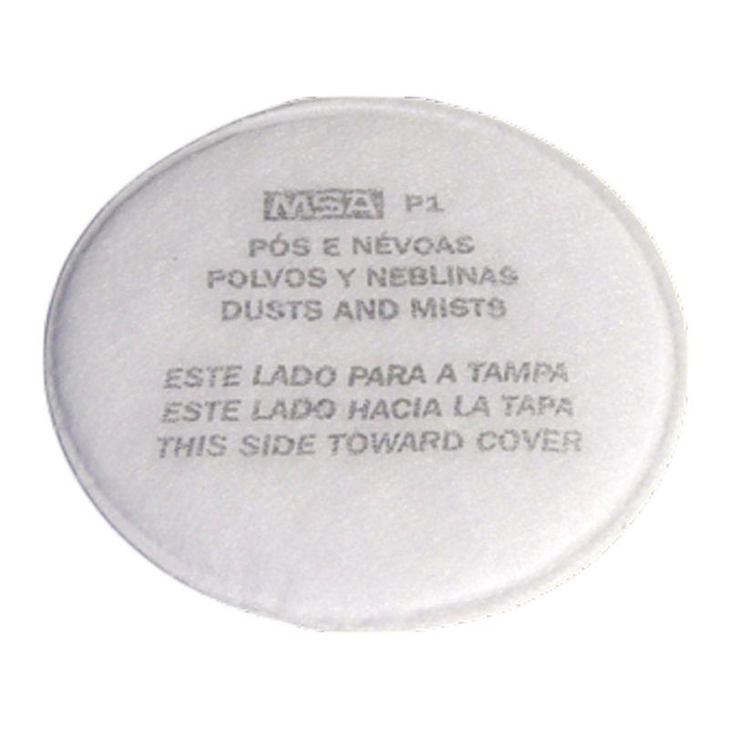 FILTRO MECANICO POEIRAS/NEVOAS F (P1) MSA