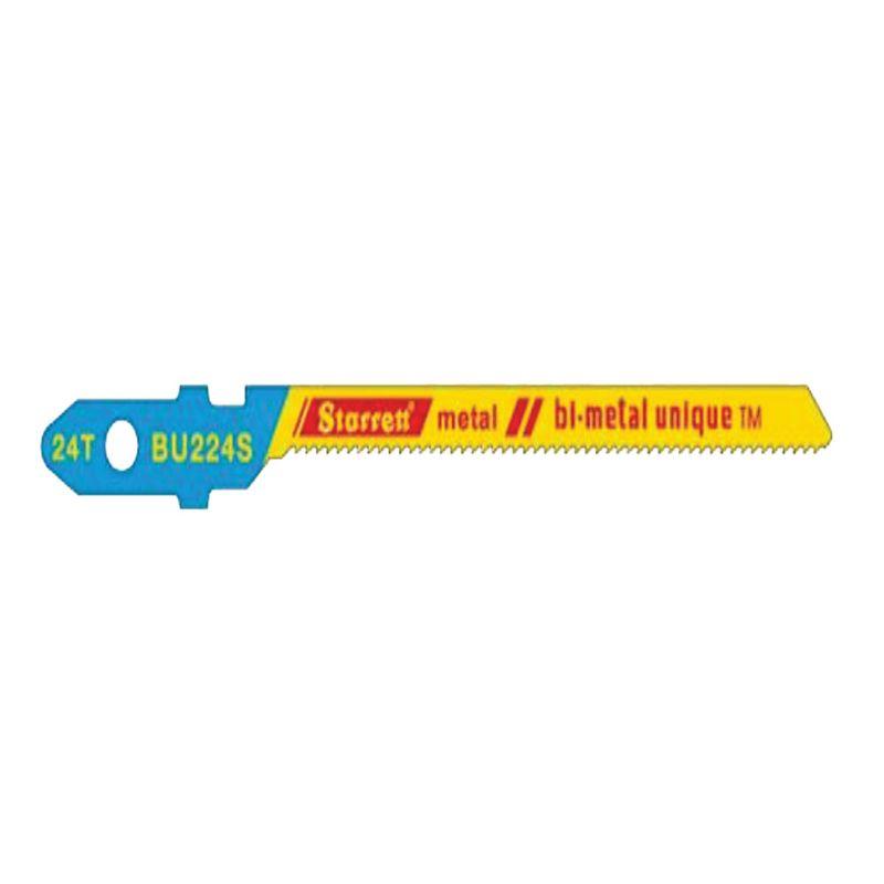 # - SERRA TICO-TICO METAL (C/ 5PC) BU224S 24D STARRETT - PP