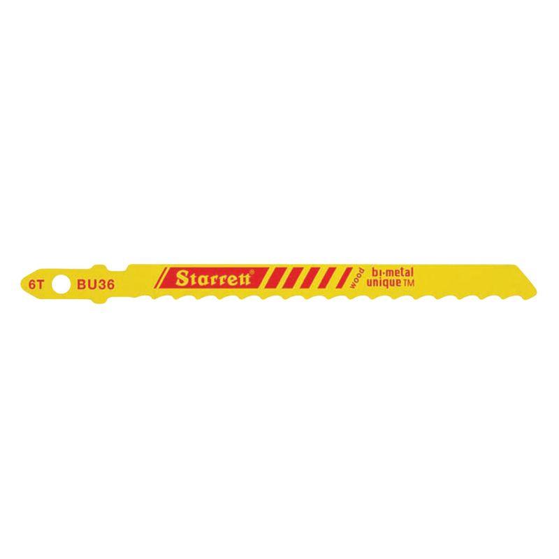 SERRA TICO-TICO MADEIRA (C/ 5PC) BU56 6D STARRETT
