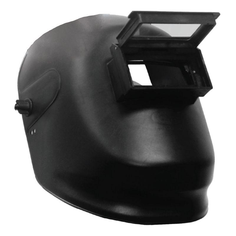 MASCARA SOLDA POLIP VISOR FIXO C/ CATRACA CA 14.199 PRO-SAFETY/DELTAPLUS