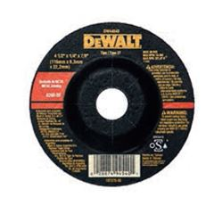 DISCO DESBASTE FE 4.1/2 DW44540 DEWALT