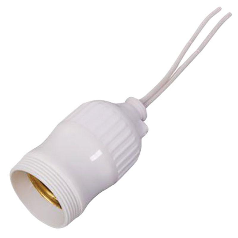 BOCAL PORTA LAMP E27 NYL C/ RABICHO BR 1612 ILUMI