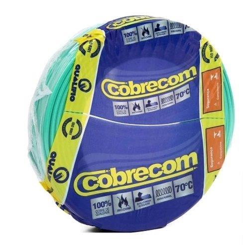 CABO FLEX ANTI-CH 750V 6.0 (8) AZ COBRECOM