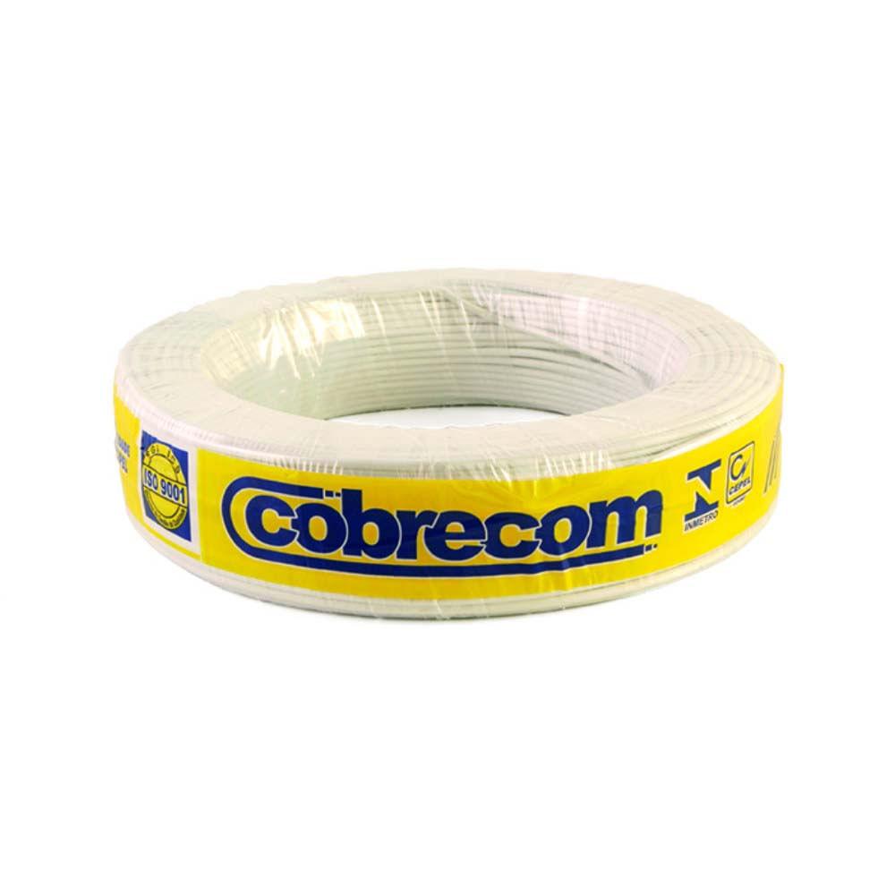 CABO PARALELO 300V 2X2.5 (2X12) BR COBRECOM