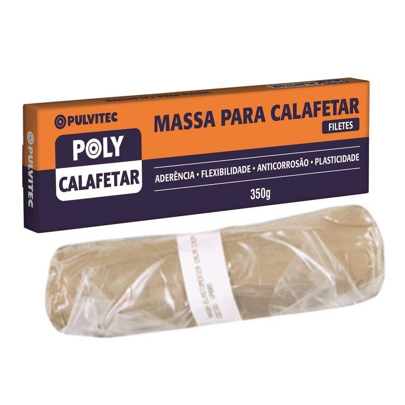 MASSA CALAFETAR FILETE CZ ESC 350G UA002 PULVITEC