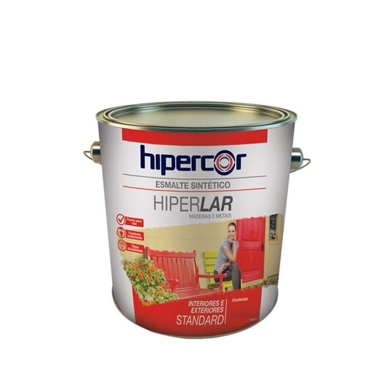 ESMALTE STAND PLATINA 1/4 HIPERCOR