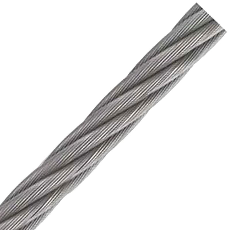 CABO ACO 1/8 REVEST PVC 6X7 AF RD GALV SIVA