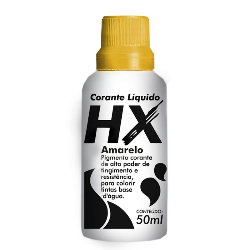 CORANTE LIQUIDO AM TUBO 50ML HIDRACOR