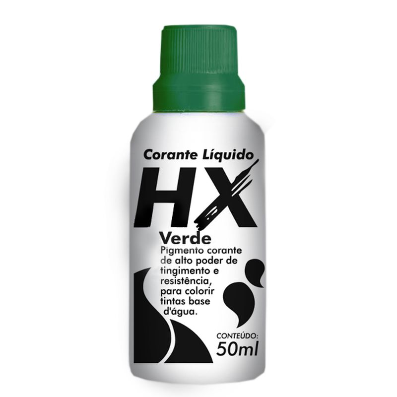 CORANTE LIQUIDO VD TUBO 50ML HIDRACOR