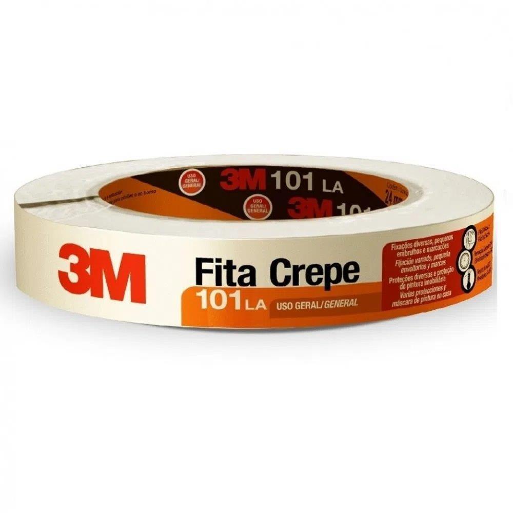 FITA CREPE 18X50 101LA 3M