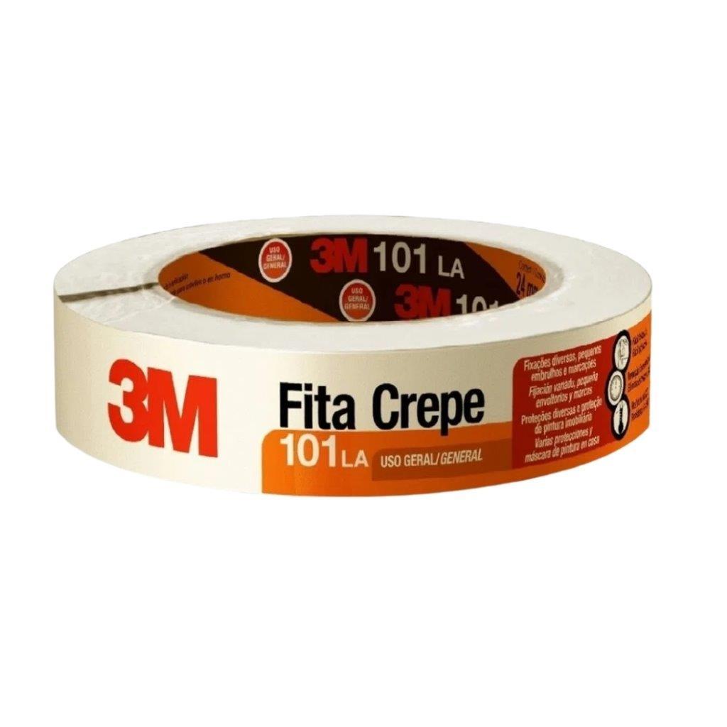 FITA CREPE 24X50 101LA 3M