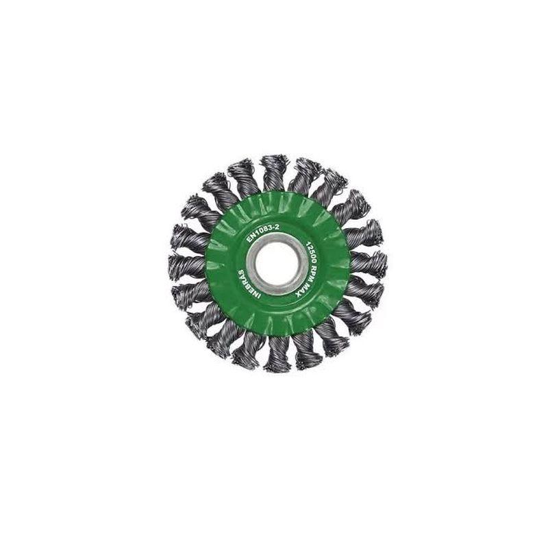 ESCOVA CIRCULAR TRANC ACO CARBONO INOX 4.1/2X1/2X7/8 HTP
