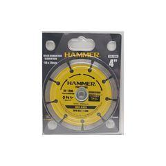 DISCO DIAMANTADO SEGMENTADO 110X20 GYDD1200 HAMMER/GOODYER