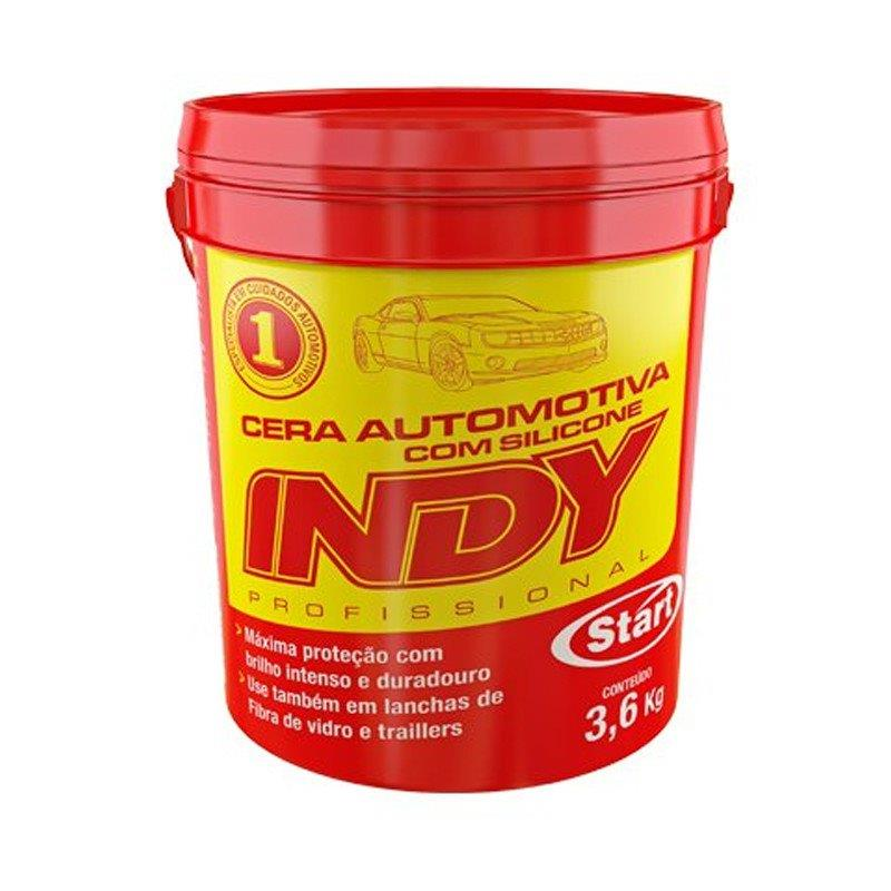 CERA AUTOMOTIVA 3,6KG BALDE START