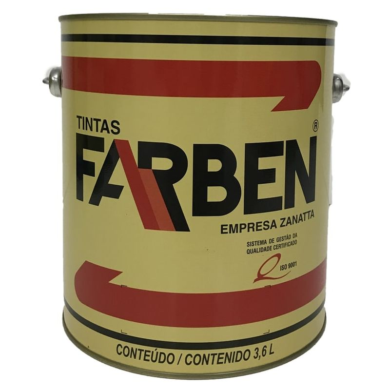 ZARCAO SERRALHEIRO PR LAT 3.6 FARBEN
