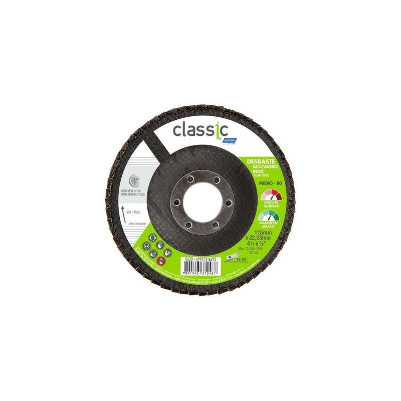 DISCO FLAP 115 G80 R801 CLASSIC NORTON