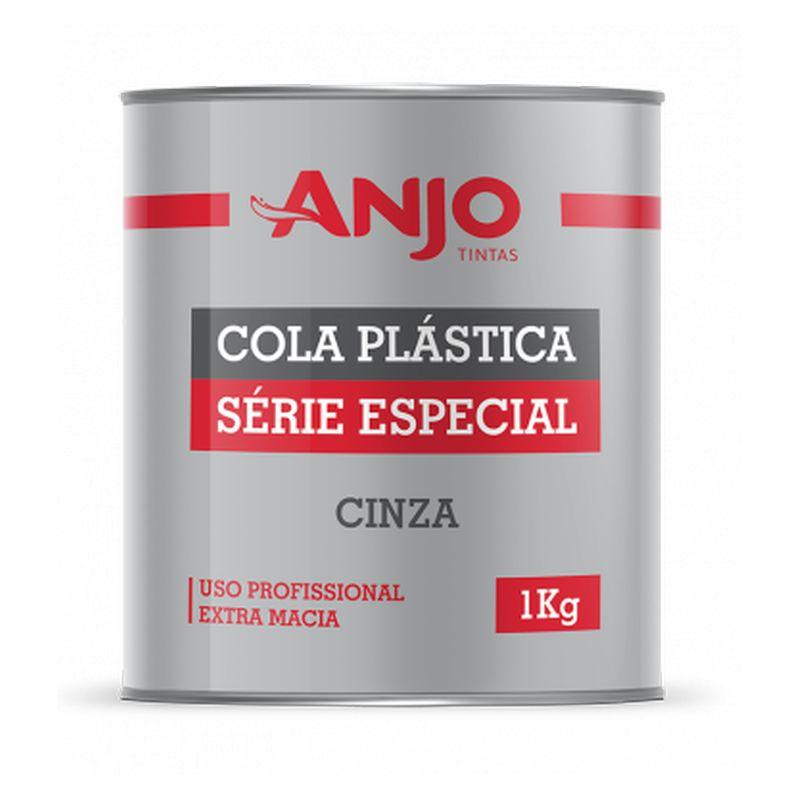 ADESIVO MASSA PLASTICA 1000G CZ ANJO