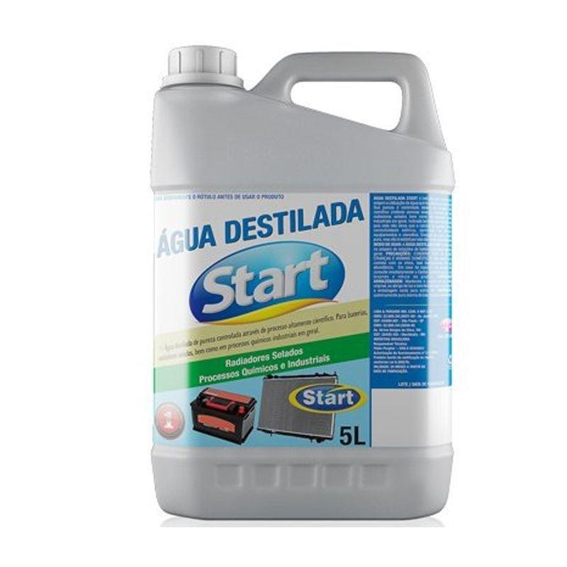 AGUA DESTILADA 5L START