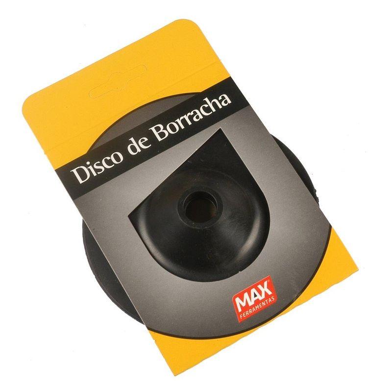 SUPORTE DISCO LIXA PVC 4.1/2 14910 MAX FERRAMENTAS