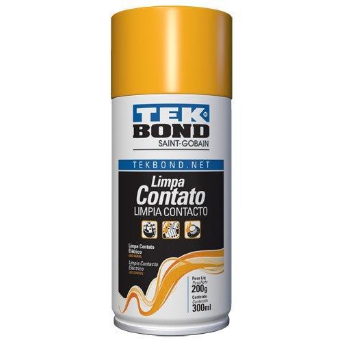 LIMPA CONTATO ELETRICO 300ML TEKBOND