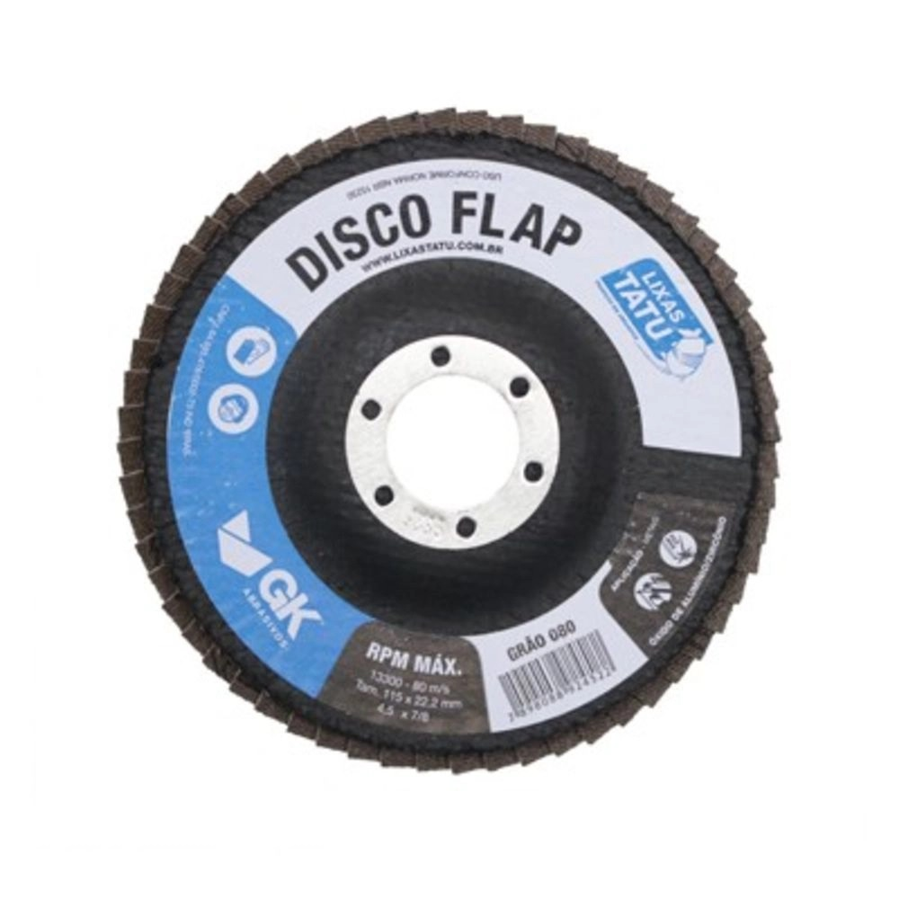 DISCO FLAP 115 G80 TATU