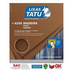 LIXA MADEIRA G100 A295 TATU
