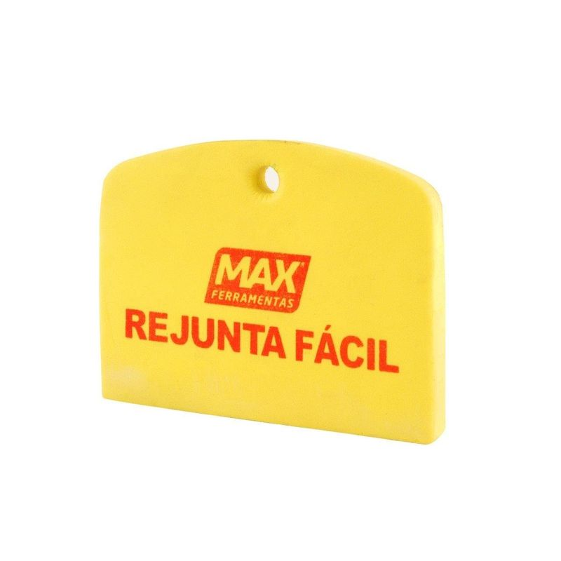 ESPATULA REJUNTE EVA 120X95MM 14510 MAX FERRAMENTAS