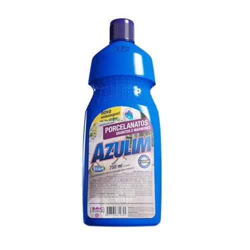 LIMPA PORCELANATO AZULIM LAVANDA 750ML START - PP