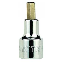 SOQUETE HEXAGONAL ISOLADO 1/2 6MM ST24406IEC SATA