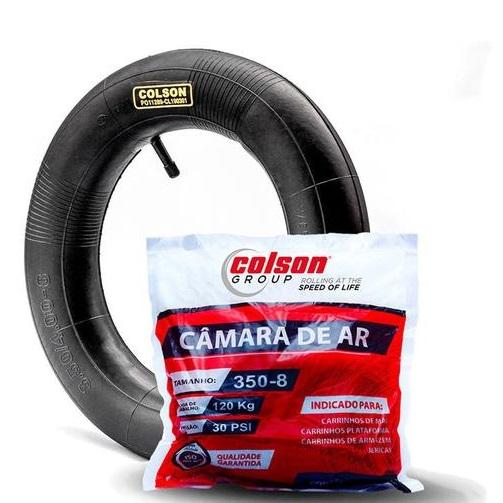CAMARA AR ARO 3.50X8 COLSON