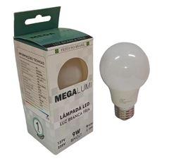 LAMPADA LED BULBO 9.0W MEGA LUMI