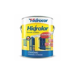 ESMALTE STAND PLATINA 1/4 HIDRACOR