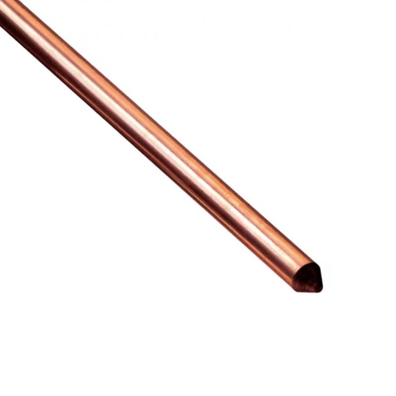 HASTE ATERRAMENTO COBREADA 3/8X1.20M (9,5mm)  ASATIGRE