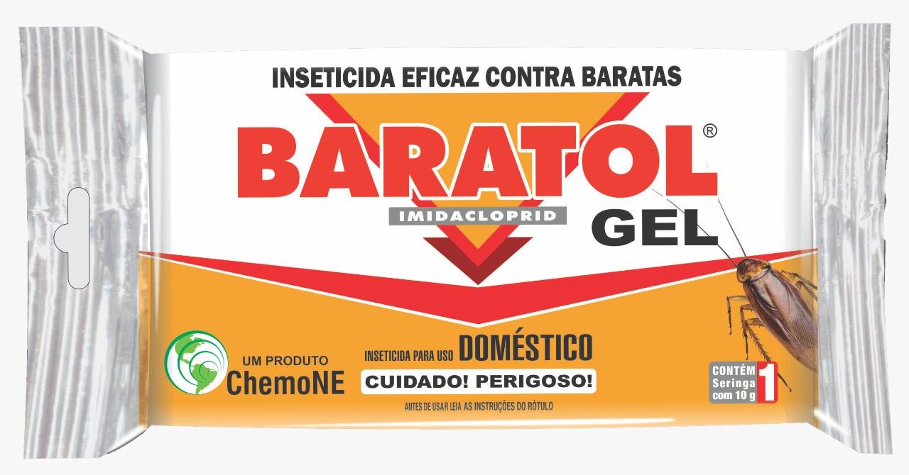 BARATICIDA BARATOL SERINGA 10G CHEMONE