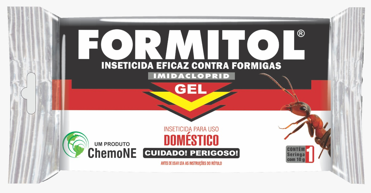 FORMICIDA FORMITOL SERINGA 10G CHEMONE