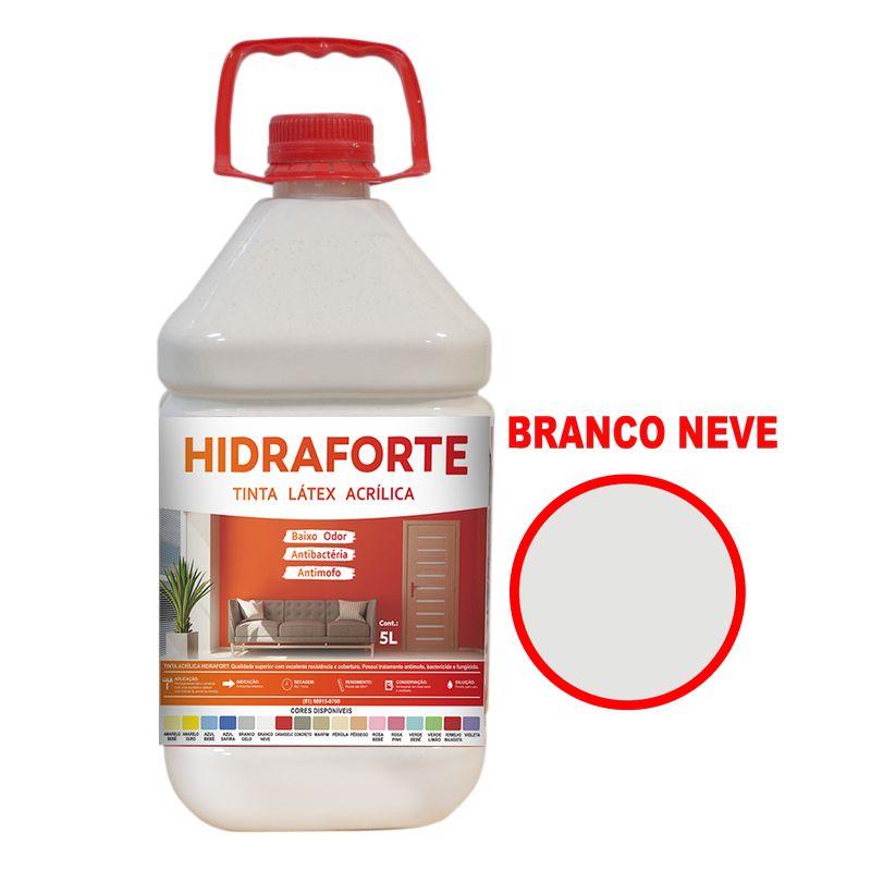 TINTA ACRILICA INT ECON 5LT BR HIDRAFORT