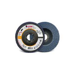 DISCO FLAP 115 4.1/2 G80 ECONOMY BLACK CGW