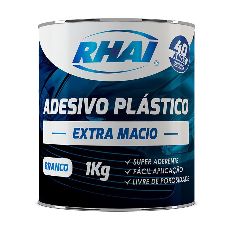 ADESIVO MASSA PLASTICA 1000G BR RHAI