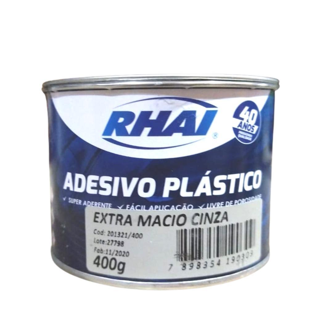 ADESIVO MASSA PLASTICA 400G CZ RHAI
