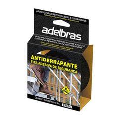 FITA ANTI DERRAP 50X5 PRETA 915 ADELBRAS