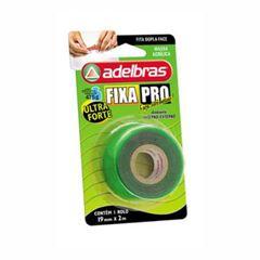 FITA DUPLA FACE 19X2 FIXA PRO 200 ADELBRAS