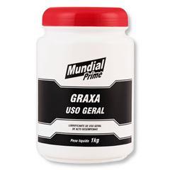 GRAXA USO GERAL 1KG MUNDIAL PRIME